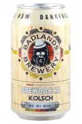 Badlands Brewbacca Kolsch Cans 355ml