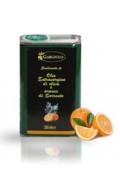 Gargiulo Orange Extra Virgin Oil 250ml Tin