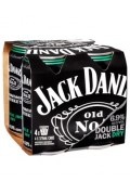 Jack Daniels Double Jack And Dry Cans 375ml