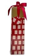 Wine Box Fold Up Red Present