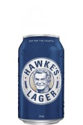 Hawkes Lager Cans