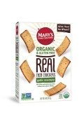 Real Thins Crackers Garlic Rosemary Org/gl/free