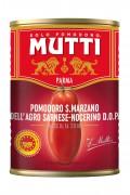 Mutti San Marzano Peeled Tins 400gr