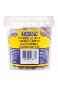 Zuccato Salted Capers 100ml