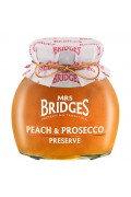 Mrs Bridges Peach And Prosecco Preserve 340gr