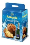 Melegatti Natale Blu Panettone Sparkling Win