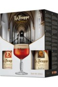 La Trappe Gift Pack With Glass