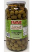 Framar Whole Green Olives 935gr