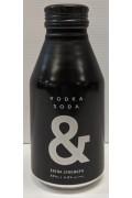 Vodka Soda And Black Extra 355ml