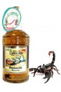 Mezcal Scorpion Reposado