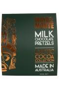 Maya Monte Milk Chocolate Pretzels 120gr