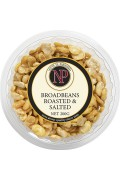 Nip Broad Beans Roasted And Salted 200gr