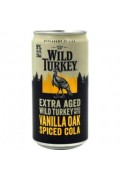 Wild Turkey Vanilla Oak Spiced Cola Cans 250ml