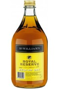 Mcwilliams Royal Reserve Medium Dry Apera 2lt