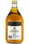 Mcwilliams Royal Reserve Dry Sherry 2lt