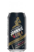 Johnnie Walker And Cola 375ml Can