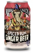 Four Pines Brookvale Ginger Beer Spiced Can 330m