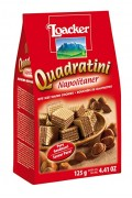 Loacker Quadratini Hazelnut 125gm