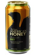 Wild Turkey Honey and Dry Cans 375ml