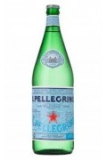 San Pellegrino Sparkling Mineral Water 1litre Gl