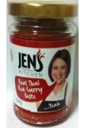 Jens Kitchen Red Curry Paste 114grams