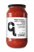 Luca Ciano Rocket,chilli And Celery Sauce 480