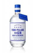 Four Pillers Navy Strength Gin 58.8percent