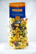 Pipolo 8 Color Farfalle Pasta 500gm