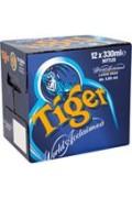 Tiger 12 Pack 330ml Bottles