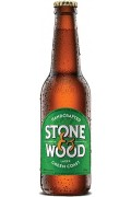 Stone   Wood Green Coast Lager