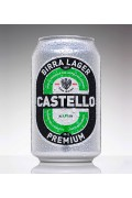 Castello Beer Cans 330ml
