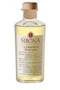 Sibona Grappa Di Moscato 500ml