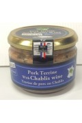 Saveur Du Nord Porkterrine With Chablis Wine