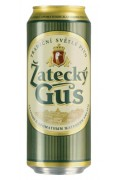 Zatecky Gus 4.6percent Can 1lt