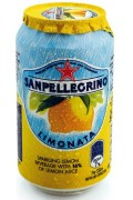 San Pellegrino Limonata Cans 330ml