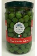 Benino Sicilian Olives Whole 1.65kg