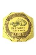 Masoni Panforte Fichi and Noci 250gr