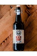 Badlands Mad Stout 750ml