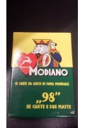 Modiano Poker Single Playing Cards