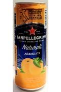 San Pellegrino Aranciata Cans 330ml