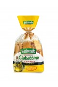 Bertoncello Olive Oil Ciabattine Crackers