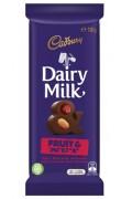 Cadbury Fruit and Nut 135g