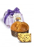 Zaghis Fichi and Uvetta Panettone 750gr