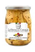 Le Bonta Carciofi Con Gambo Alla Romana 580ml