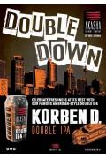Akasha Korben Double Ipa Cans