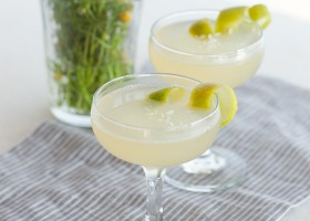 Chamomile Gin Cocktail
