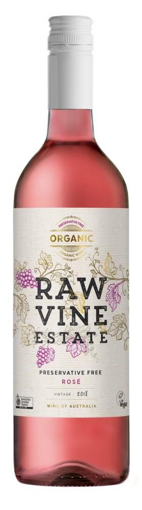 Raw Vine Organic Rose