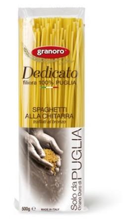 Granoro Dedicato Chitarra Spaghetti 500gr