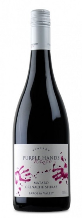 Purple Hands Mataro Grenache Shiraz