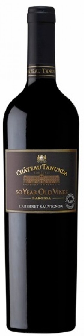 Chateau Tanunda Cabernet 50 Year Old Vines